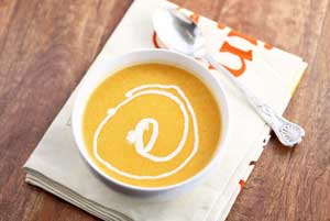 Soup recipe: Butternut Squash Soup