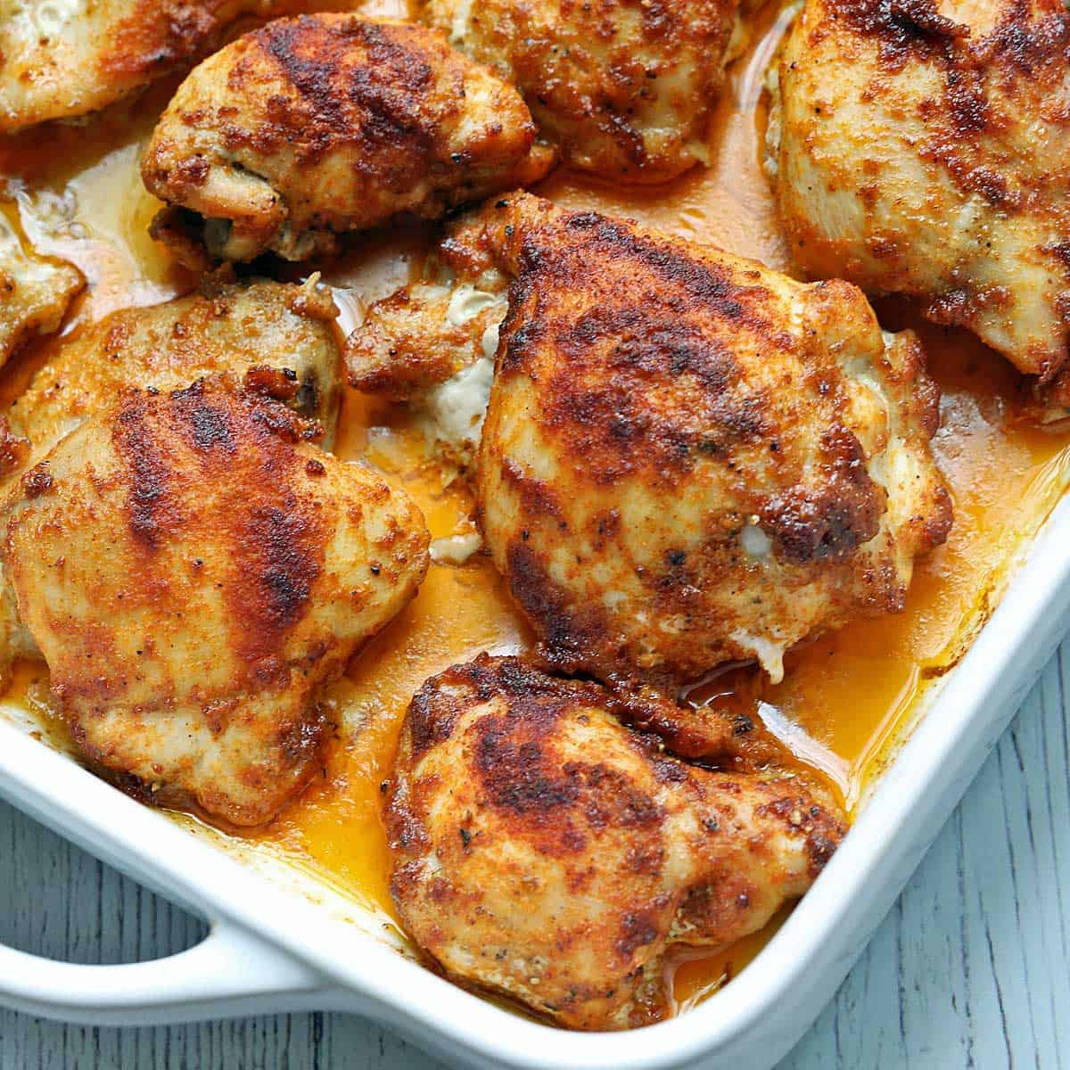 Spicy Baked Boneless Skinless Chicken Thighs Healthy Recipes Blog